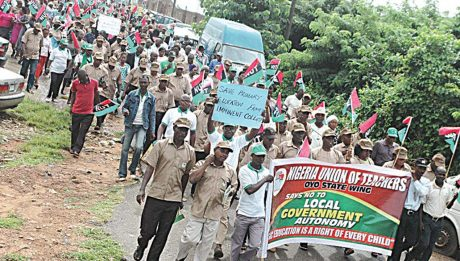 Teachers Protest Against Council Autonomy In Oyo