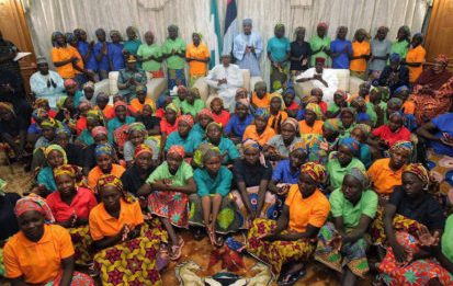 Why Released Chibok School Girls Can't Speak English