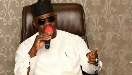 Yahaya Bello speaks on Buhari's health