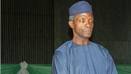 Osinbajo Has Contacted The Same Sickness That 'Killed' Buhari