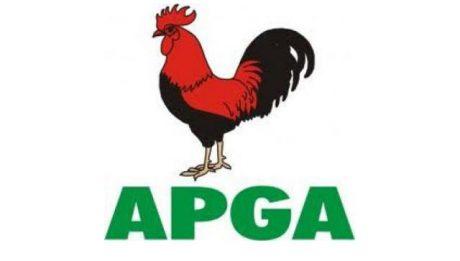 All Progressives Grand Alliance (APGA) Chieftain, Chief Onwuka Ukwa