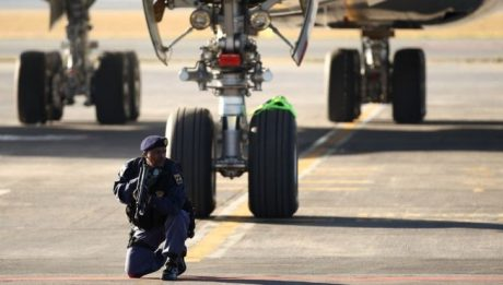 Armed Robbers Attacks Johannesburg Airport