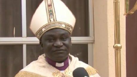 Bishop Timothy Yahaya