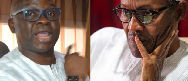 Buhari and I have not spoken in two years, says Fayose