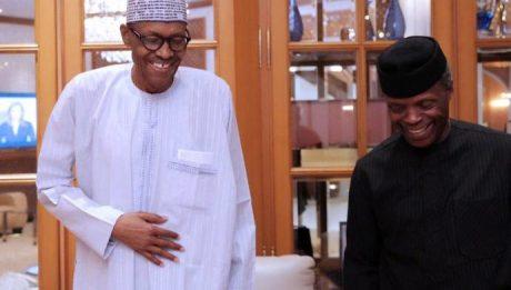 Buhari is in high spirit – Osinbajo