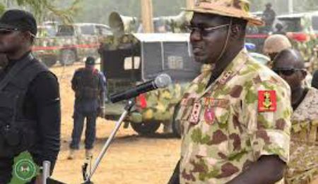 Buratai orders troops to capture Shekau dead or alive