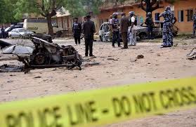 Explosions rock Maiduguri again