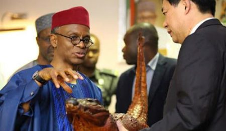 Governor El-rufai's Gift To Chinese Investors