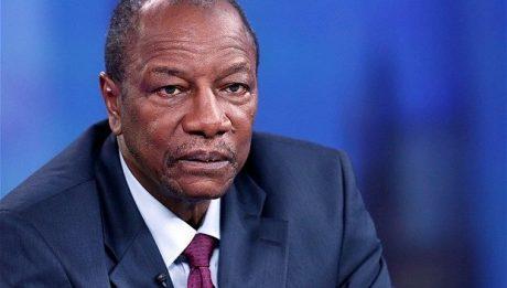 Guinean President orders 24 hours prayer for Buhari