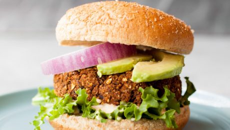 Healthy Egg Burger