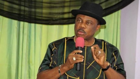 IPOB Members Confront Obiano In Church