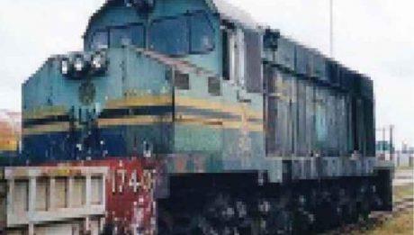 Ibadan railway station