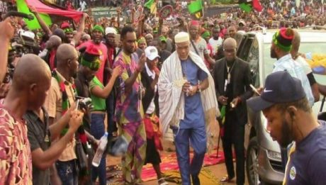 Kaduna Youths React To Nnamdi Kanu's Proposed Visit To Kaduna