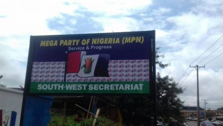 Mega party of Nigeria