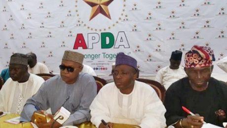 New party APDA mobilises for Anambra guber poll