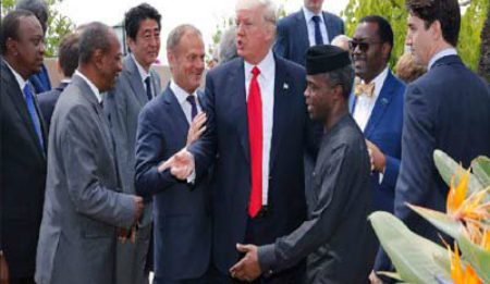 Nigeria, others get Trump's $639m poverty aid