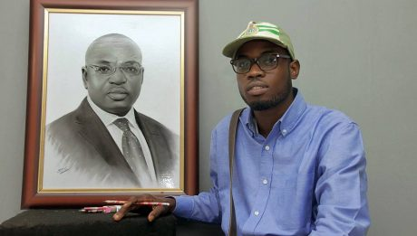 Nigerian Artist