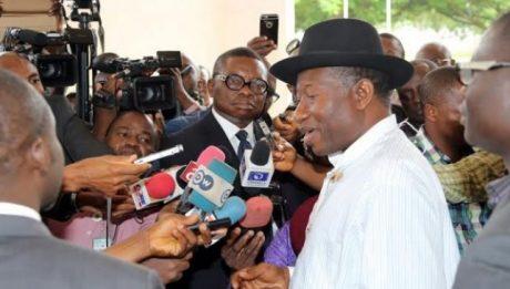 Nigerians still believe in PDP – Jonathan