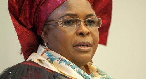 Court Orders Patience Jonathan To Pay EFCC N50,000
