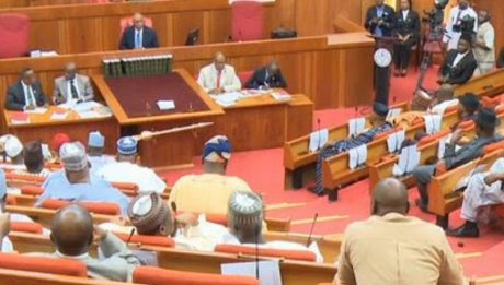 Senate Begins Move To Separate NFIU From EFCC