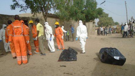 Suicide bombers kill 11 in Maiduguri outskirts
