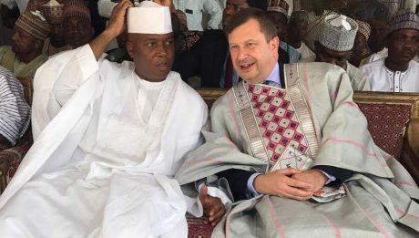 UK Will Not Support Break-Up Of Nigeria – Envoy