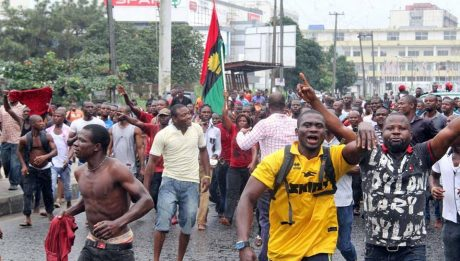 Biafra the points to note