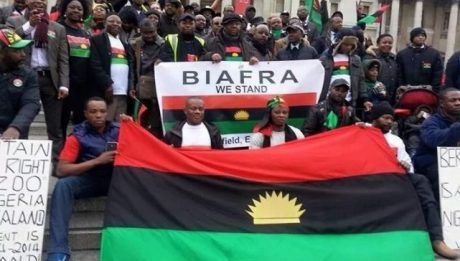 Biafran group declares secession