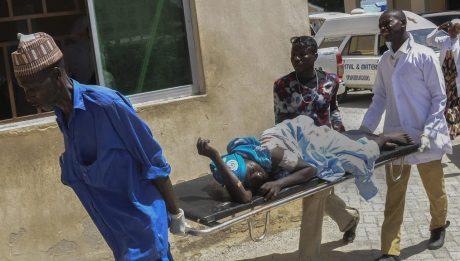 Bomb blast rocks Molai Hospital Maiduguri