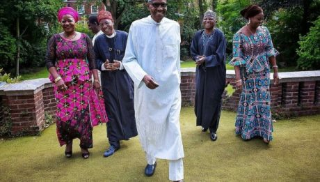 Buhari returns today, 19th of August
