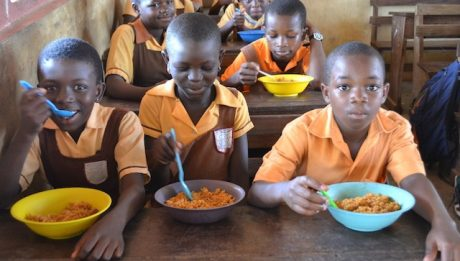 Nigeria spends N6.2b feeding 3million pupils