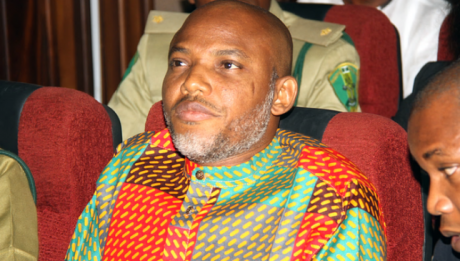 It's time to pull Nnamdi Kanu back to prison, dump key in Atlantic Ocean – Presidency