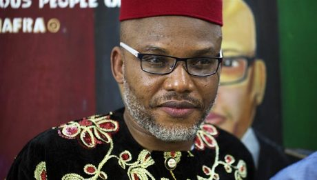 Biafra: Nnamdi Kanu reveals those to be arrested with him