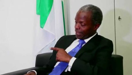 Osinbajo asks APC governors to work harder