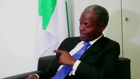 Osinbajo asks APC governors to work harder