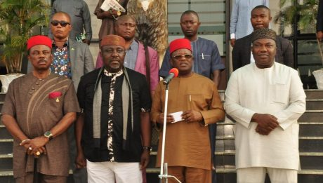 What we discussed with Nnamdi Kanu – South-east governors