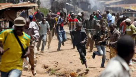 communal clashes plateau