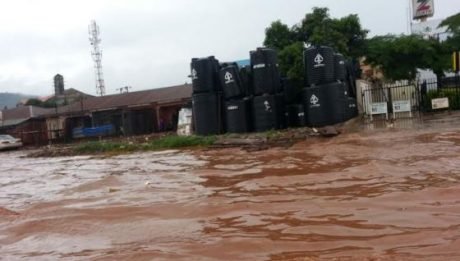 abuja flood