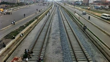 Lagos-Ibadan Standard Gauge Railway line