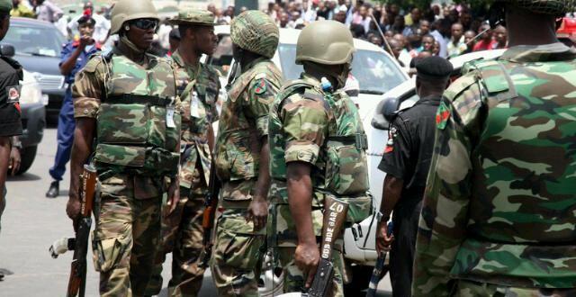 nigeria Security agencies