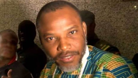 Nnamdi Kanu, agitators cannot scare Nigerian government – Ex Minister