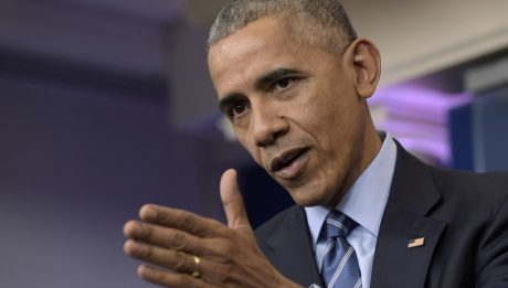 Obama preaches peace ahead of Kenya's poll