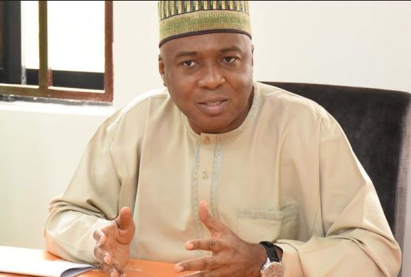 Saraki reveals those responsible for Nigeria's many problems