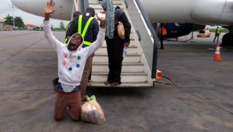 2638 Nigerians repatriated from Libya