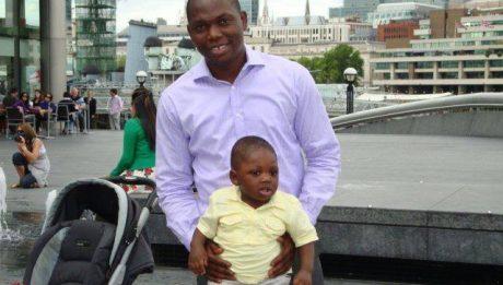 Adeyinka Grandson