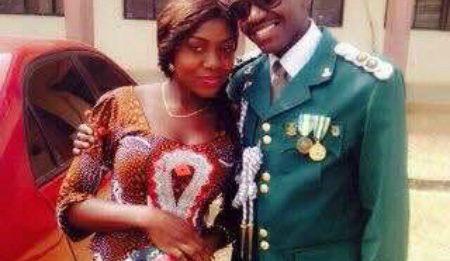 Nigerian Army Captain, Dogari Kefas Apyeyak