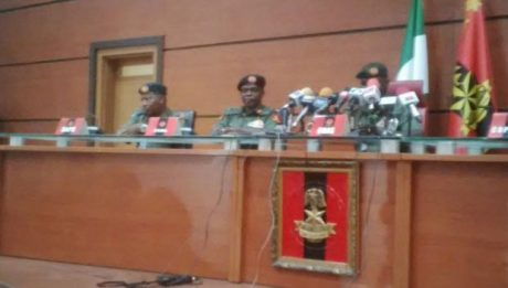 Army reacts to viral video showing IPOB members tortured