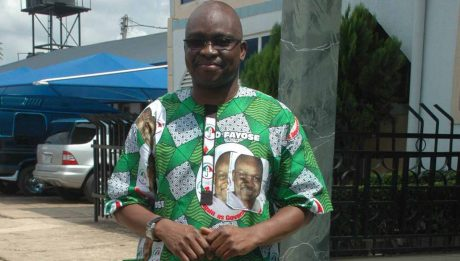 I Will Defeat President Buhari In Fair Election – Fayose