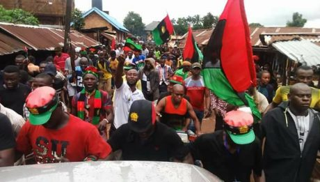Biafra National Guard declares war against Nigerian Army