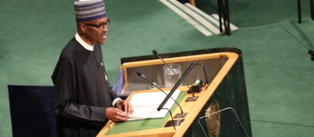 Buhari praises UN for support against Boko Haram